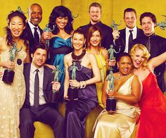 I loved this cast except Izzie. No new cast can take its place.