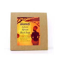 Akamutti afrikansk fairtrade tvål
