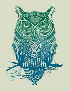 owl ...I don't have any tattoos because I never found anything that I instantly thought, I want that ...I think I just found my inspiration ~in colors I love.  <3  inside lower arm or shoulder?