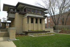 Frank Lloyd Wright's Emil Bach House Is Back | Chicago magazine | Real Estate & Neighborhoods April 2014