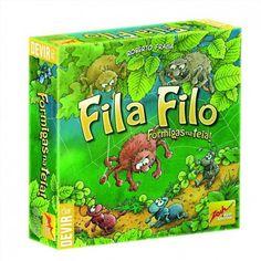 Fila Filo https://boardgamegeek.com/boardgame/171129/spinderella