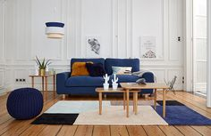 The Redoute Interior will open its doors in the coming months in the Grôlée district. Scandinavian style mix, ethnic vintage, living room, sal … - New Deko Sites Room Inspiration, Furniture, Living Room, Home, Interior, Home Deco, Elegant Living Room, Colourful Living Room, Room