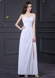 Buy discount Elegant Tulle & Stretch Chiffon Bateau Neckline Mermaid Wedding Dress With Beaded Lace Appliques at Dressilyme.com