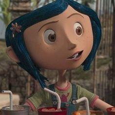 Coraline Characters, Coraline Movie, Coraline Art, Cartoon Characters, Coraline Jones, Vintage Cartoon, Cute Cartoon, Desenhos Tim Burton, Film Tim Burton