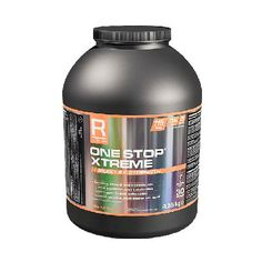 Reflex One Stop Xtreme Strawberry 4350g Powder - One Stop Xtreme from Reflex Nutrition delivers on a very serious level