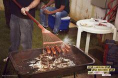 "Construction Materials: ""Rake"" Print Ad  by DDB Brasil"