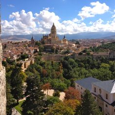 Taken in Toledo, Spain, the old capital. It was a beautiful view from the castle and an even more amazingly quaint town full of rich history. My fall 2013 was simply amazing because I got to travel to places I never had dreamed of and got to share all the experiences with people I can now call my best friends!