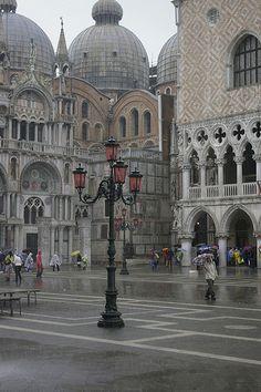 San Marco Square ~ Venice