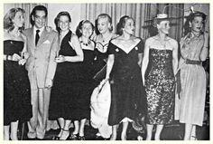 Cantinflas y Las actrices del cine mexicano.