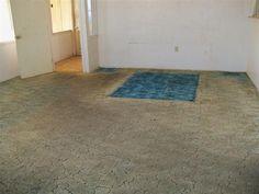 Ugly carpet