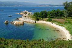 Isla de Arosa, Pontevedra, Spain