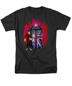 British Time Traveller Man T-Shirt Available for @pointsalestore #t-shirt #tee #clothing #tardis #doctor #thedoctor #doctor #who #nerd #geek #funny #cool #tardis #nerdy #geeky #cover #timevortex #timelord #badwolf #nerds #fandom #backtothefuture #ninthdoctor #tenthdoctor #eleventhdoctor #drwho #timetravel #british #angel #gallifrey #gallifrean #bluebox #dalek #mattsmith #davidtennant #dontblink #blink #police #publiccallbox #steampunk #galaxy #nebula #space #whovians #vangogh #starrynight