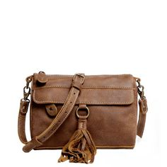 Roots - Annabelle Bag Tribe, $148