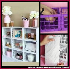Dollar Store Crafter: Turn Dollar Tree Mini Crates And Marble Tiles Into. Dollar Store Crafter: Turn Dollar Tree Mini Crates And Marble Tiles Into. Dollar Store Crafter: Turn Dollar Tree Mini Crates And Marble Tiles Into… Dollar Store Hacks, Dollar Tree Store, Dollar Stores, Dollar Store Mirror, Dollar Tree Decor, Dollar Tree Crafts, Dollar Tree Organization, Diy Organization, Diy Organizer