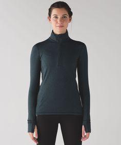 Women's Running Jacket - (Black, Size 8) - Outrun 1/2 Zip - lululemon
