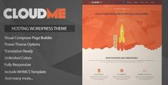 Download and review of Cloudme Host - WordPress Hosting Theme + WHMCS, one of the best Themeforest Technology themes
