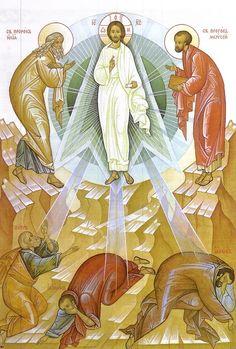 Преображение Господне Transfiguration of Our Lord