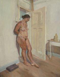 femmes artistes peintres women artists painters : 1969 Menck Clare