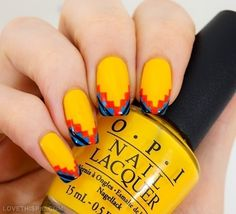 Pixelated Nail Art Pictures, Photos, and Images for Facebook, Tumblr, Pinterest, and Twitter