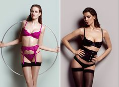 Penélope Cruz Turns Up the Heat for L'Agent Provocateur