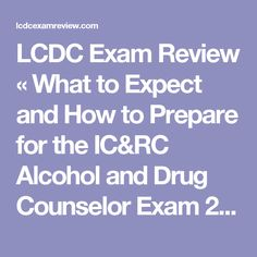 Free Addiction Counselor Practice Test offered by TestPrepReview ...