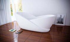 Bath Infinity, high technology bathtub, high design bathtub by Aleksander Mukomelov 1