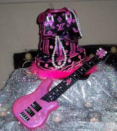 rockin pink 16 bday