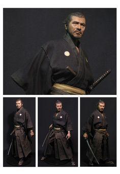 Yojimbo_ toshiro Mifune_wandering samurai