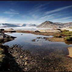 Greenland Landcape