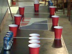 When it comes to college drinking games, you're bound to run into the usual suspects. Here are 5 better, less known, games to play.