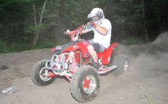 250Revival: A brand-new old classic - Test Drives - Honda TRX - ATV Trail Rider