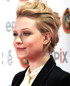evan rachel wood short haircut | ... . total obsession with Evan Rachel Wood's short hair has begun