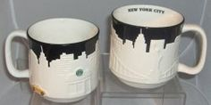 "Go check out my eBay store:Neil's Hot Deals!     Check out the New Starbucks Coffee Mugs    Starbucks New York The ""Hamptons"" New York 16 oz mug 2..."