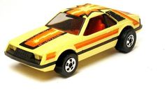1980 - Ford Mustang Turbo (Hot Wheels)