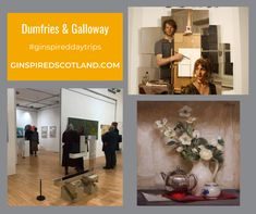 Read Ginspired Scotlands A-Z of Dumfries & Galloway and see what it can offer.