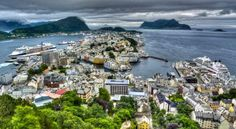 10 most beautiful towns in Norway