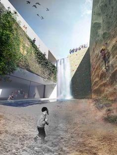 Proposta vencedora para o Museu da Natureza e Ciência / Schwartz Besnosoff + SO Architecture