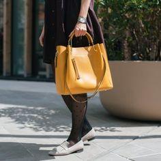 Kabelky - lubive.sk Bucket Bag, Yellow, Bags, Fashion, Handbags, Moda, Fashion Styles, Fashion Illustrations, Bag