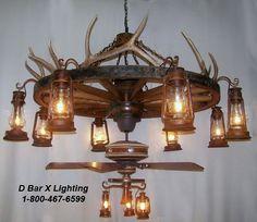 wagon wheel chandeliers and lighting wagon wheel chandeliers with antlers lanterns fans - Wagon Wheel Chandelier