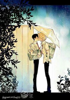 Doukyusei : Everyone should watch this movie or read the manga I really enjoyed it. Anime Meme, Otaku Anime, Manga Anime, Anime Films, Anime Characters, Anime Boys, Manhwa, Nakamura Asumiko, Shounen Ai