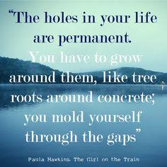 Paula Hawkins- The Girl on the Train