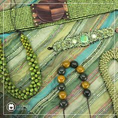 Green is more than a color. Tell your color story by going Green for Autumn with down-to-earth jewelry.