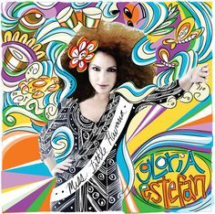 Gloria Estefan Album Cover