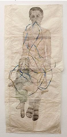 Kiki Smith, Tethered  https://www.artexperiencenyc.com/social_login/?utm_source=pinterest_medium=pins_content=pinterest_pins_campaign=pinterest_initial