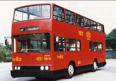 SCANIA K112CL (THAMCO) – APELIDADO DE FOFÃO / 22 ônibus paulistanos para matar saudades