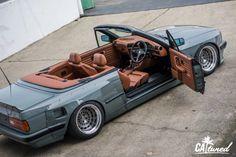 Bmw E30 325, Bmw E34, Bmw E30 Convertible, Rocket Bunny Kit, Bmw Classic Cars, Front Grill, Audi S5, Car Upholstery, Porsche Boxster