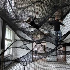 architectural climbing net - Google Search
