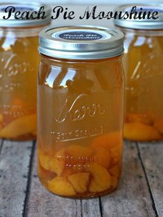 Peach Pie Moonshine is the cocktail any country girl will love.