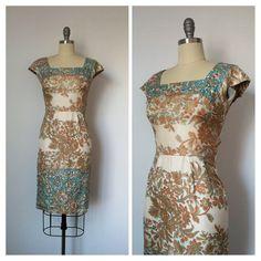 Vintage 1950s sequined wiggle dress. https://www.etsy.com/listing/209143313/50s-sequin-silk-dress-1950s-vintage