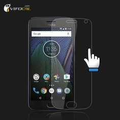 Anti-Explosion 9H 2.5D hard Screen Protector Guard Tempered Glass Film For Motorola G5 Plus, for Moto G5 Plus